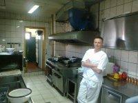 Kuhinja Lovačkog doma