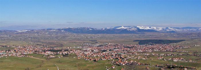 Panorama Sjenice