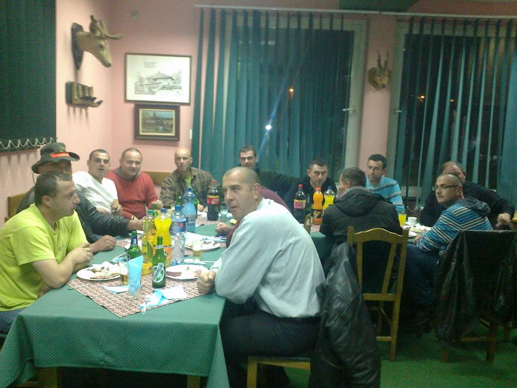 Pobratimsko druženje u Sjenici, decembar 2013.godine